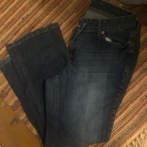 Maurice's jeans 14w short